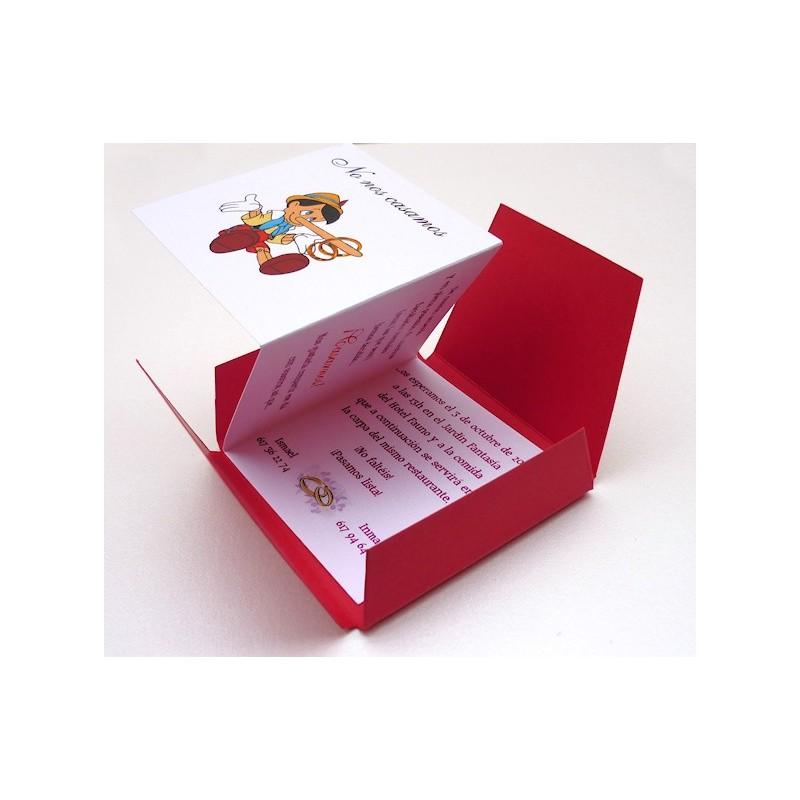 Invitación Tríptico Caja 3