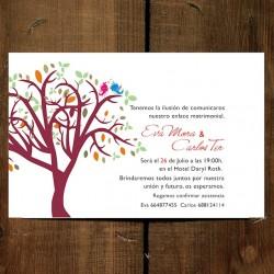 Invitaciones de Boda Creativas y Elegantes