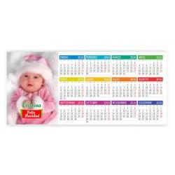 Imanes para regalar calendario con foto