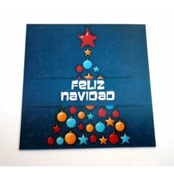 Imanes alegres para Navidad