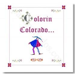 Invitación de boda Colorin Colorado